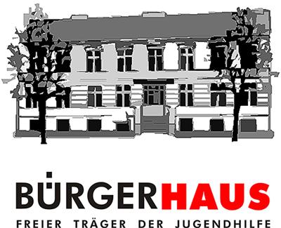 Logo Bürgerhaus, freier Träger der Jugendhilfe